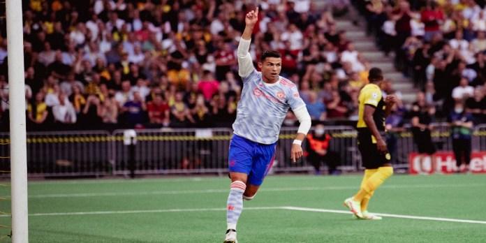 Champions League: United battu malgré le but de Ronaldo (VIDEO)