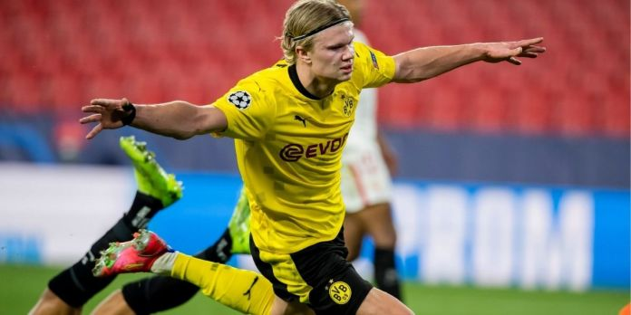 Bundesliga: Haaland et Lewandowski au coude à coude
