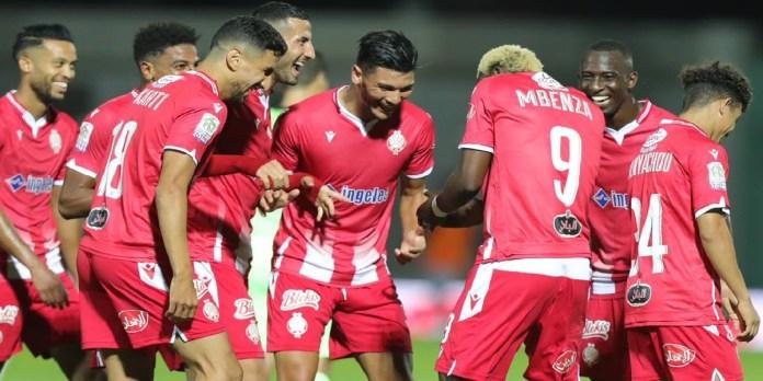 Victoire précieuse du WAC à Agadir (VIDEO)