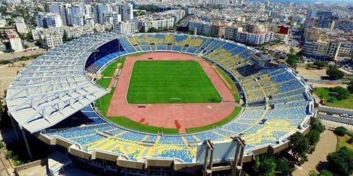 Casablanca: le stade Mohammed V ferme ses portes