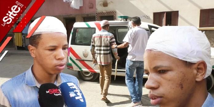 Casablanca: un jeune homme sauvagement agressé par des voleurs (VIDEO)