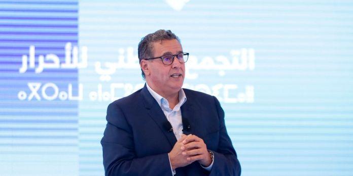 Formation du gouvernement: Akhannouch veut une organisation par pôles