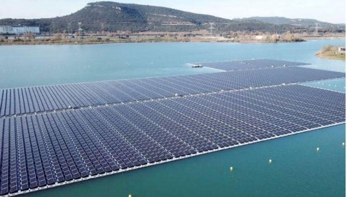 Sidi Slimane. La première centrale photovoltaïque flottante d'Afrique bientôt en service