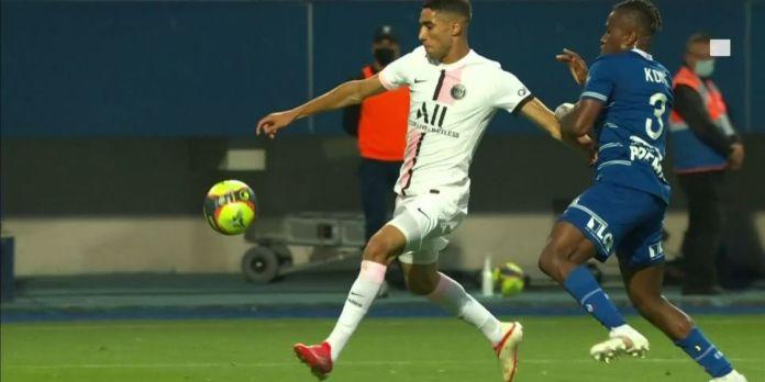 Hakimi dépasse les superstars du PSG
