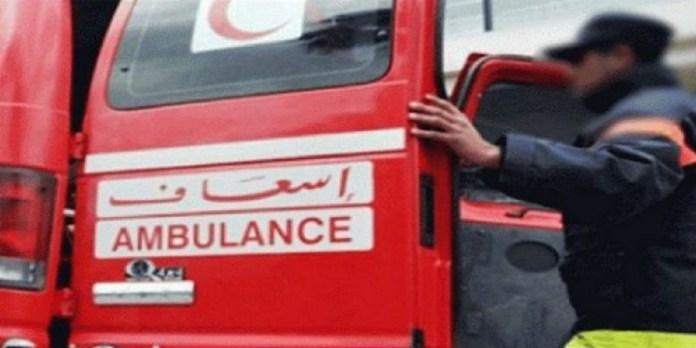 Plusieurs blessés dans un terrible accident à Tanger