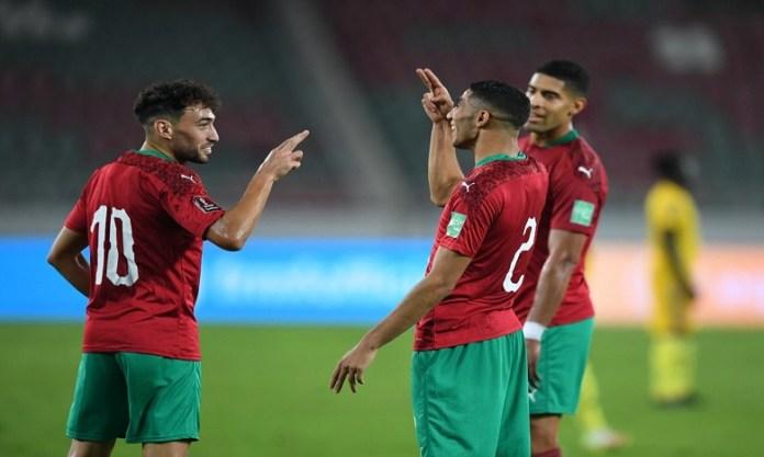 Le Matin – Eliminatoires du Mondial 2022 : Le Maroc surclasse la Guinée Bissau et prend la tête du groupe I