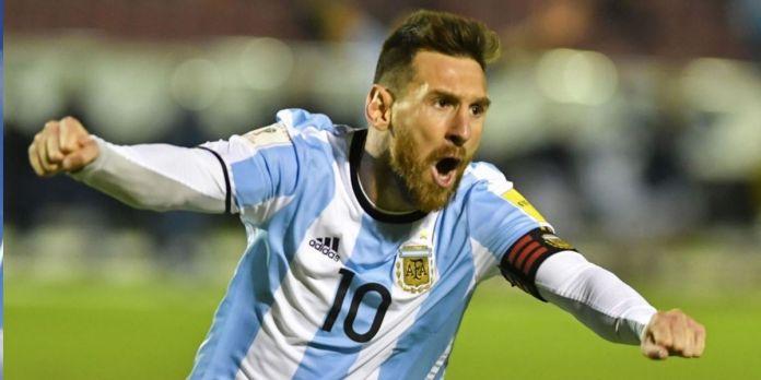 Lionel Messi surprend ses fans (PHOTO)