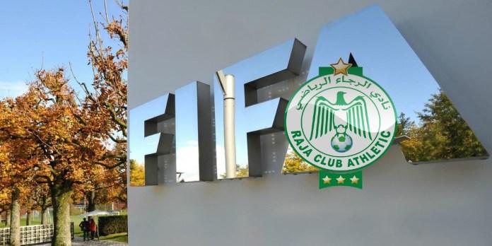Le Raja encore traîné devant la FIFA