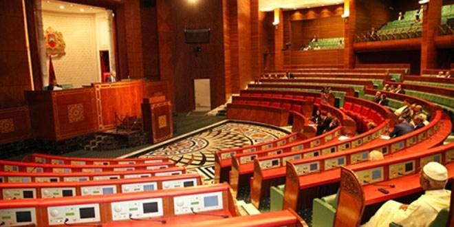 Chambre des Conseillers: la séance consacrée à l'élection du président a débuté