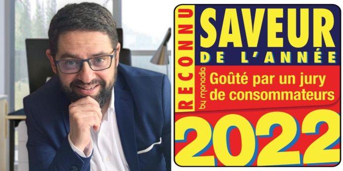 """""""RECONNU SAVEUR DE L'ANNEÉ"""" débarque au Maroc"""