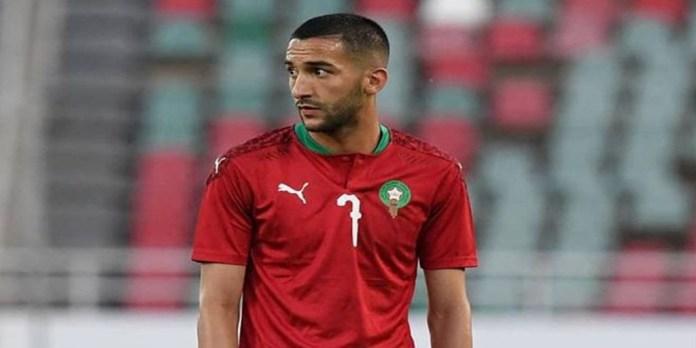 Lions de l'Atlas: les Marocains en colère contre Ziyech