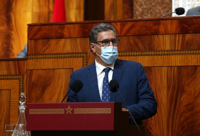 Le programme du nouveau gouvernement présenté Mardi 12 Octobre au parlement