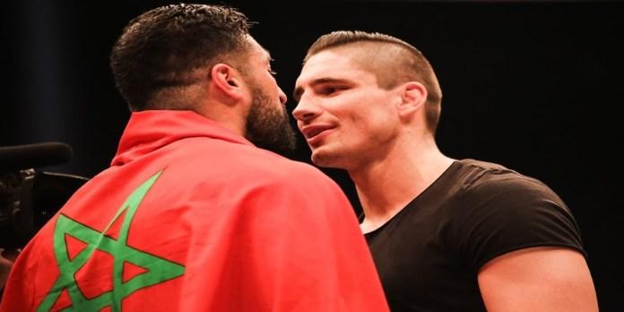 Glory Collision 3: Rico Verhoeven se donne vainqueur face au Marocain Jamal Bensaddik