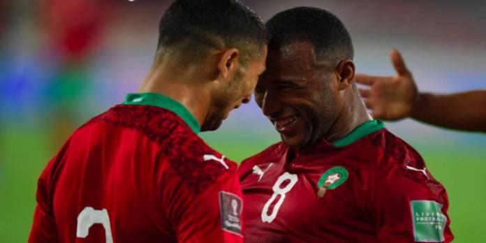 Elim. Mondial 2022: le Maroc qualifié pour les barrages (VIDEO)