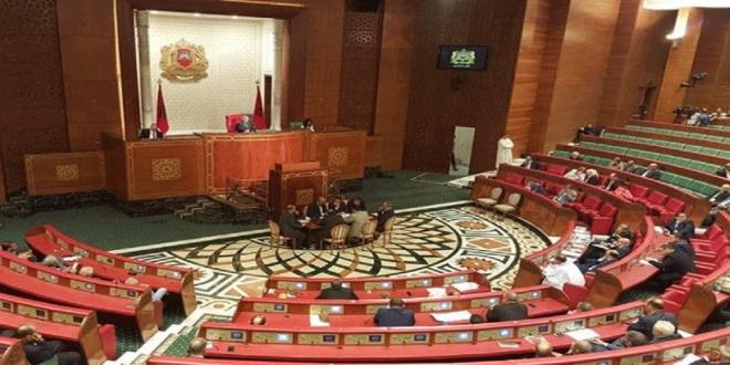 Chambre des conseillers: l'opposition désapprouve le programme gouvernemental