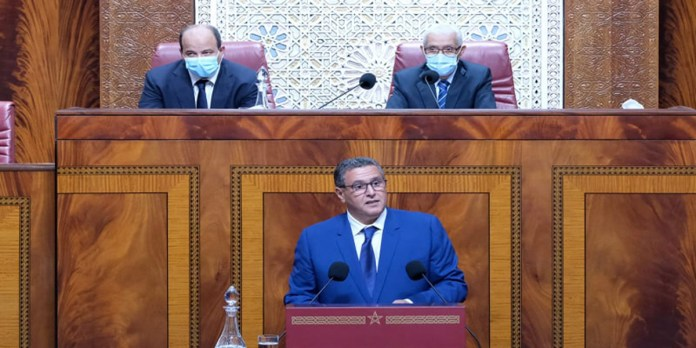 Chambre des conseillers: la majorité appuie le programme gouvernemental