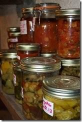 conservation des légumes du potager