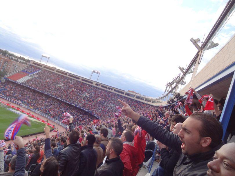Atlético Madrid - Celta Vigo au Vicente Calderon