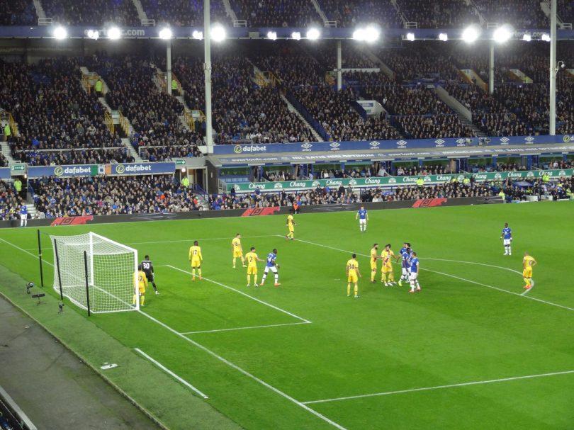 Everton - Crystal Palace