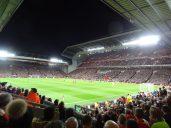 lfc - man united en tribune anfield road