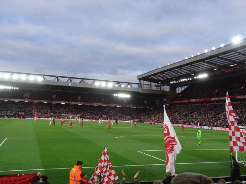 Liverpool - WBA et Watford: mes débuts dans le Kop
