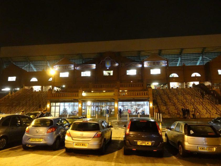 Aston Villa - Leeds United