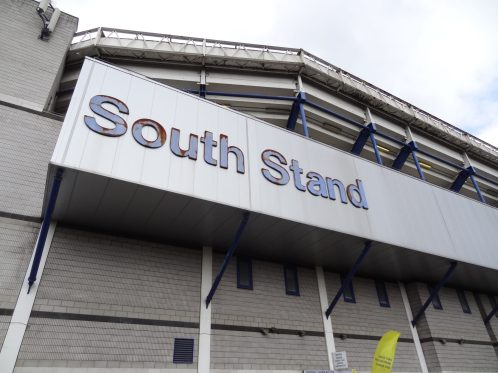 south stand de white hart lane