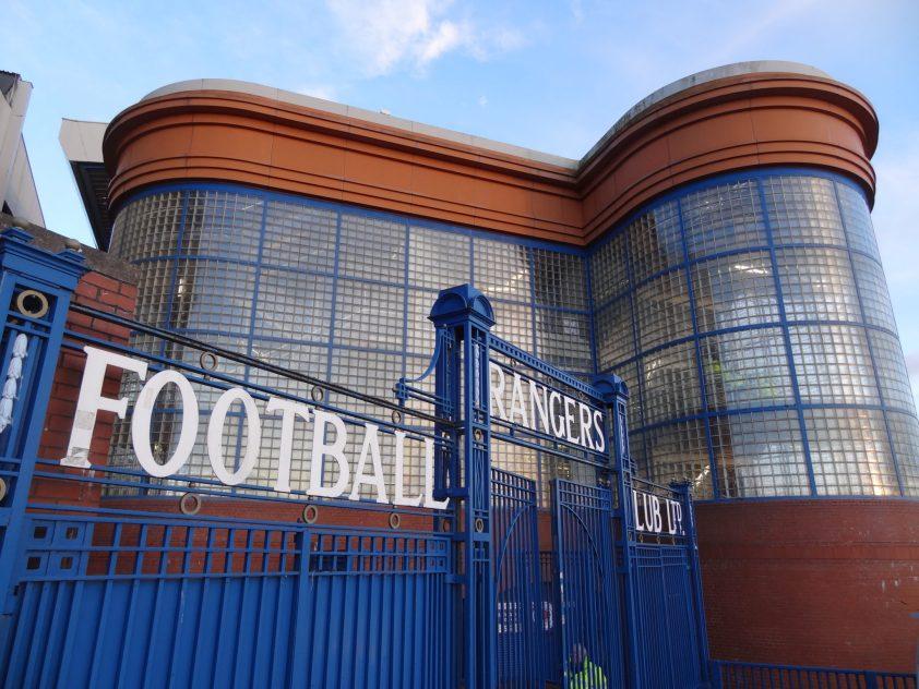 Rangers FC - St Johnstone