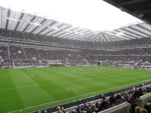 st james park vs fulham