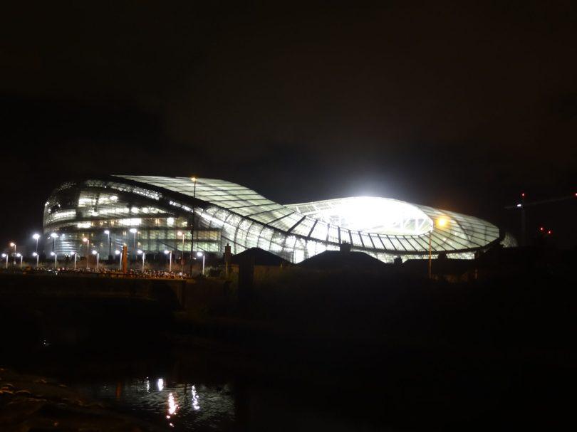 Aviva Stadium: Irlande - Islande