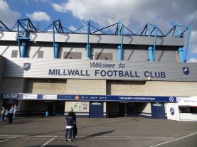 welcome to millwall fc