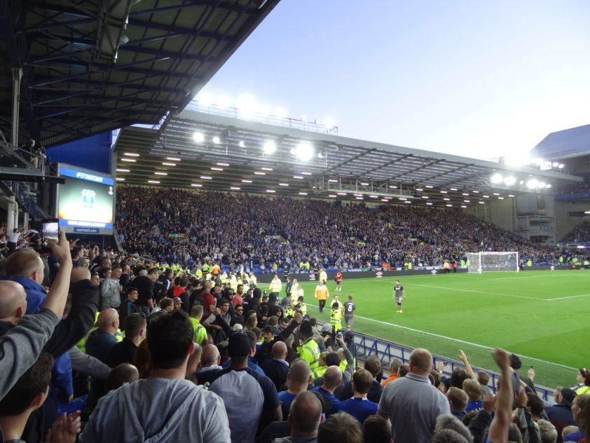 Everton - Hajduk Split (Europa League)
