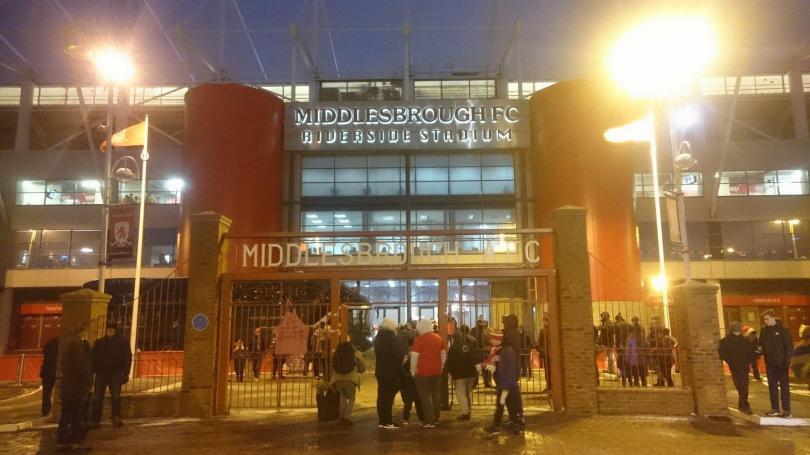 Middlesbrough - Leeds United