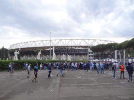 stadio olimpico de l'extérieur