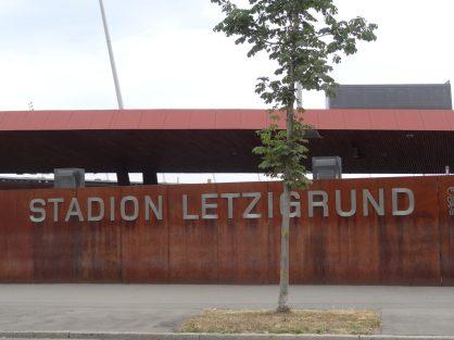 stadion letzigrund à zurich