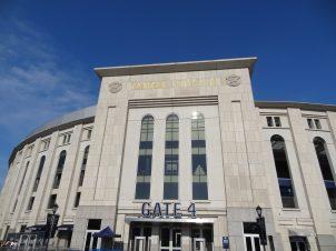 yankee stadium à NY