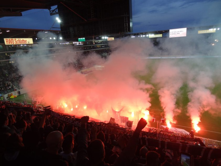 FC Saint-Gall - FC Bâle