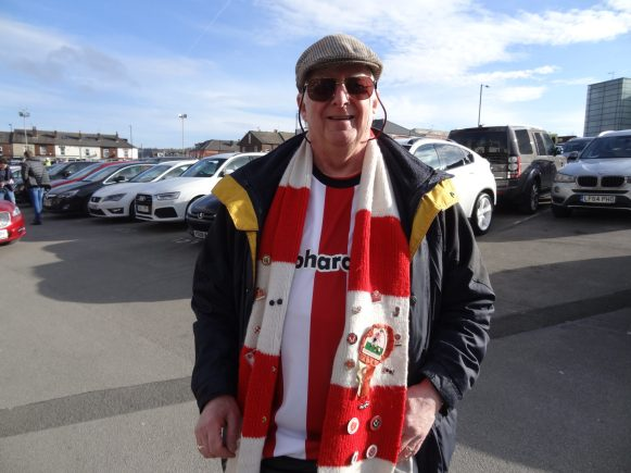 rencontre avec un fan de sheffield united