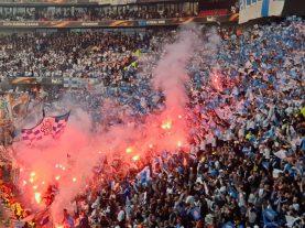 marseillais en finale d'europa league