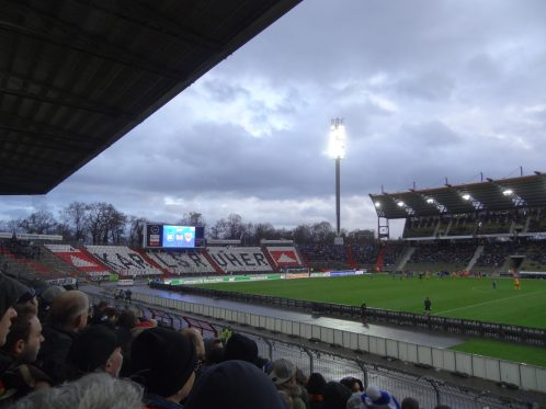 tribune de wildparkstadion
