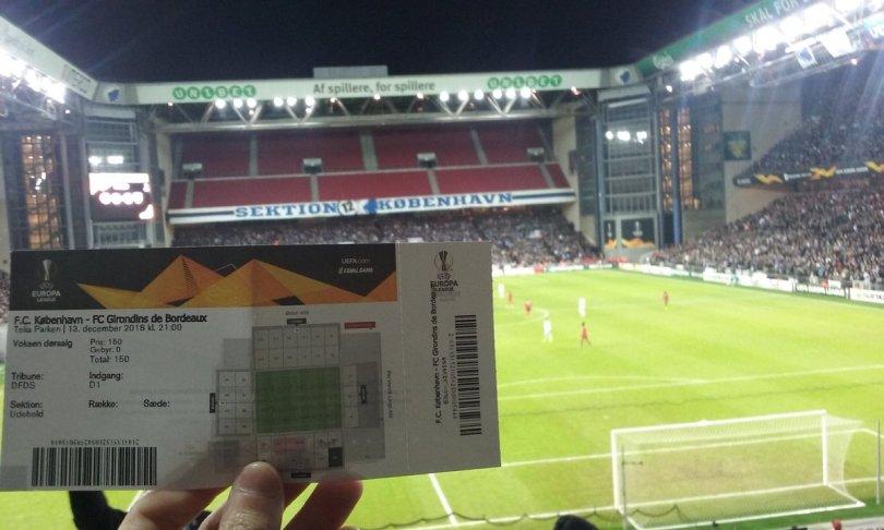 FC Copenhague - Girondins de Bordeaux