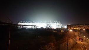 vue lumineuse st mary's stadium