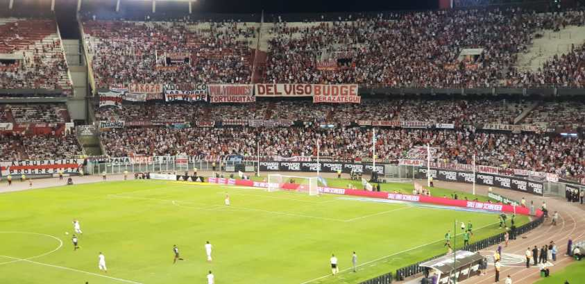 River Plate - Newell's Old Boys