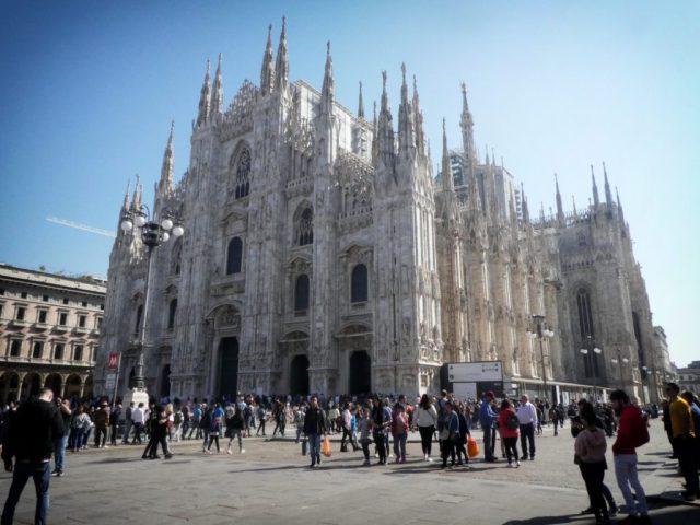 Le Duomo, Milan