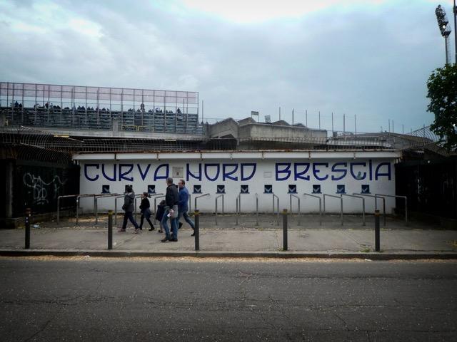 Curva Nord, Brescia