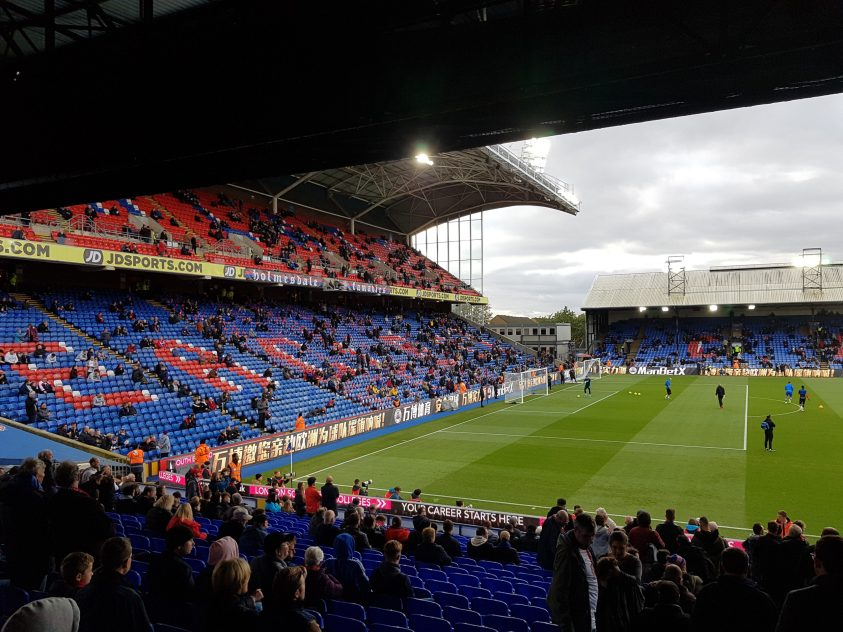Crystal Palace - Leicester