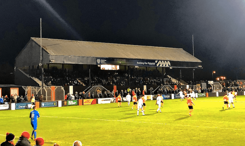 Carrick Rangers FC - Crusaders FC