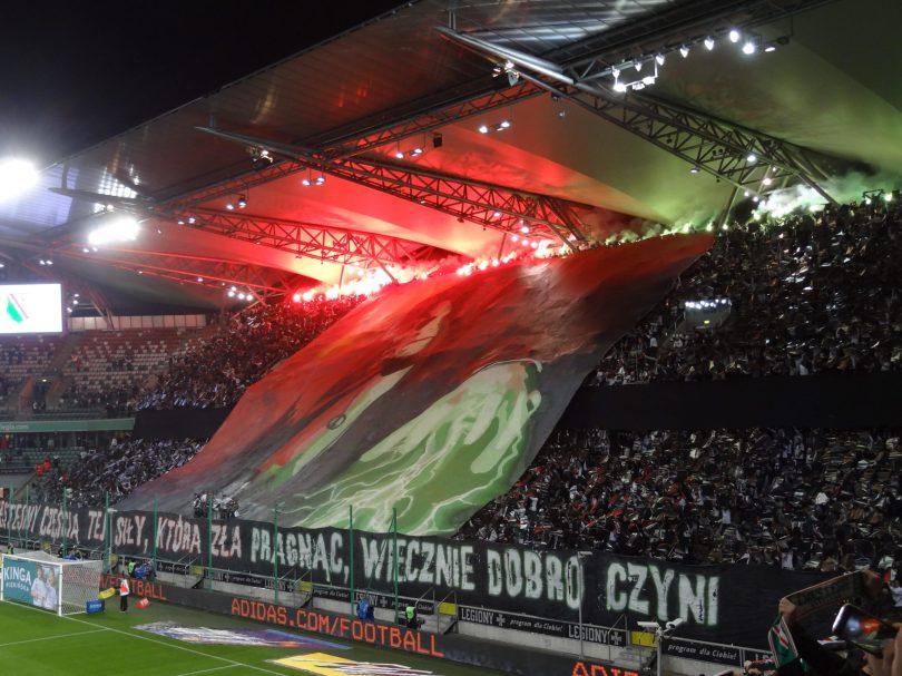 Legia Varsovie - Gornik Zabrze