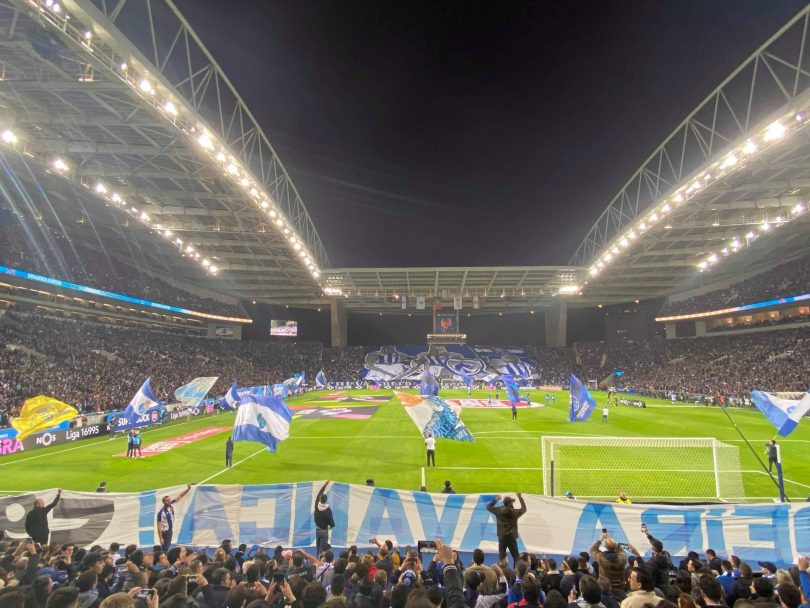FC Porto - Benfica Lisbone - Groundhopping Portugual - Au stade
