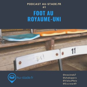 Podcast groundhopping anglais